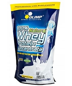 Olimp Labs 100% Natural Whey Protein Concentrate (1000 грамм)