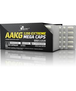 Olimp Labs AAKG 1250 Extreme Mega Caps (300 капсул)