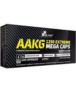 Olimp Labs AAKG 1250 Extreme Mega Caps (120 капсул)