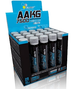Olimp Labs AAKG 7500 Extreme Shot 20x25 ml (500 мл)