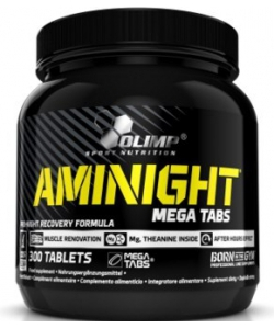 Olimp Labs Aminight Mega Tabs (300 таблеток, 60 порций)