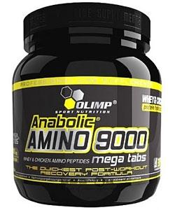 Olimp Labs Anabolic Amino 9000 Mega Tabs (300 таблеток)