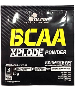 Olimp Labs BCAA Xplode Powder (10 грамм, 1 порция)