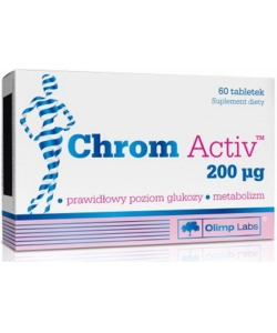 Olimp Labs Chrom Activ (60 таблеток)