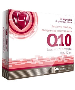 Olimp Labs Coenzyme Q10 (30 капсул)
