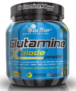 Olimp Labs Glutamine Xplode Powder (500 грамм)