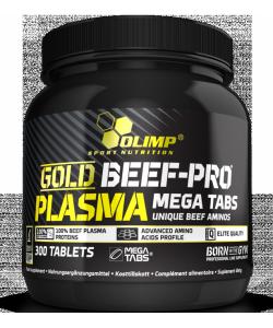 Olimp Labs Gold Beef-Pro Plasma (300 таблеток, 75 порций)