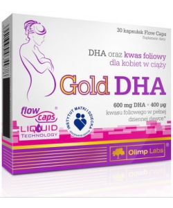 Olimp Labs Gold DHA (30 капсул, 30 порций)
