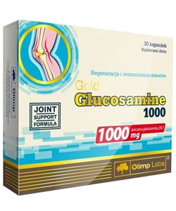 Olimp Labs Gold Glucosamine 1000 (30 таблеток)