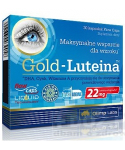 Olimp Labs Gold Luteina (30 капсул)
