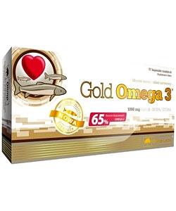 Olimp Labs Gold Omega 3 (60 капсул, 30 порций)