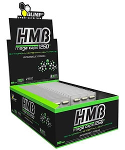 Olimp Labs HMB 1250 Mega Caps (900 капсул)