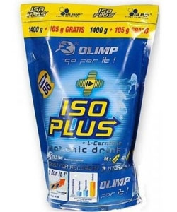 Olimp Labs Iso Plus (400 грамм)