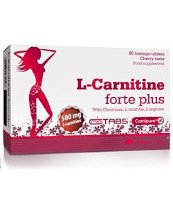 Olimp Labs L-Carnitine Forte Plus (80 таблеток)