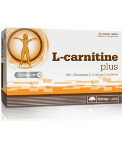 Olimp Labs L-Carnitine plus (80 таблеток)