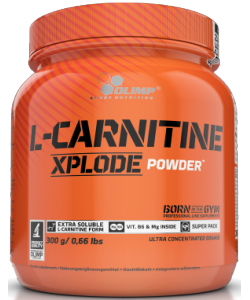 Olimp Labs L-Carnitine Xplode Powder (300 грамм, 100 порций)