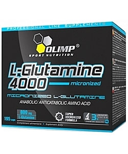 Olimp Labs L-Glutamine 4000 (195 капсул)