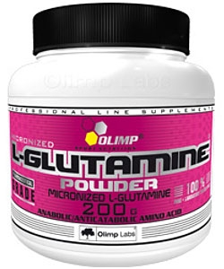 Olimp Labs L-Glutamine Powder (200 грамм)