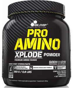 Olimp Labs Pro Amino Xplode Powder (360 грамм)