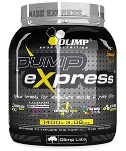 Olimp Labs Pump Express (1400 грамм)