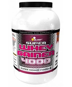 Olimp Labs Super Whey Gainer 4000 (3800 грамм)