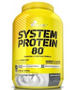 Olimp Labs System Protein 80 (2200 грамм)