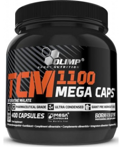 Olimp Labs TCM Mega Caps 1100 (400 капсул)