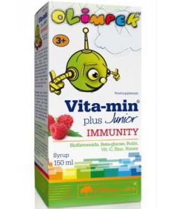 Olimp Labs Vita-Min Plus Junior Immunity (150 мл)