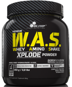 Olimp Labs W.A.S. Whey Amino Shake Xplode Powder (360 грамм)