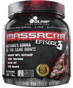 Olimp Labs Massacra Episode 3 (450 грамм, 60 порций)