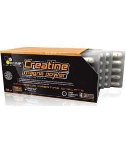 Olimp Sport Nutrition Creatine magna power blister box (300 капсул)