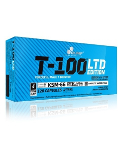 Olimp Sport Nutrition T-100 LTD Edition (120 капсул, 30 порций)