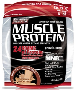 Optimal Results Muscle Protein (2000 грамм)