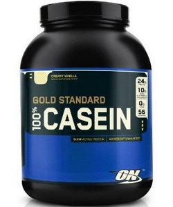 Optimum Nutrition 100% Casein Gold Standard (1818 грамм, 56 порций)