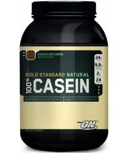 Optimum Nutrition 100% Casein Gold Standard Natural (908 грамм, 24 порции)