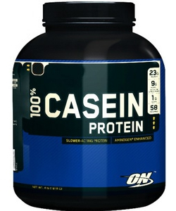 Optimum Nutrition 100% Casein Protein (1818 грамм)