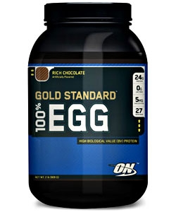 Optimum Nutrition 100% Egg Protein (900 грамм, 27 порций)