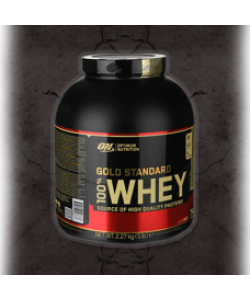 Optimum Nutrition 100% Whey Gold Standard (2370 грамм, 74 порции)