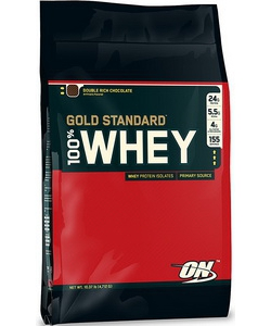 Optimum Nutrition 100% Whey Gold Standard (4712 грамм, 155 порций)