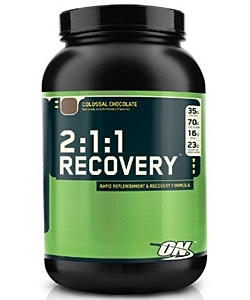 Optimum Nutrition 2:1:1 Recovery (1695 грамм)
