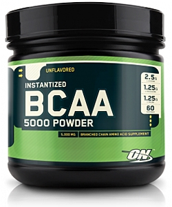 Optimum Nutrition BCAA 5000 Powder (150 грамм, 15 порций)