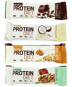 Optimum Nutrition Complete Protein Diet Bar (1 батонч.)