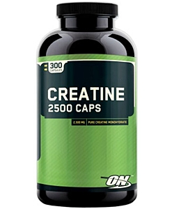 Optimum Nutrition Creatine 2500 Caps (300 капсул)
