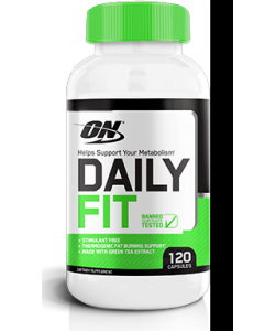 Optimum Nutrition Daily Fit (120 капсул, 60 порций)