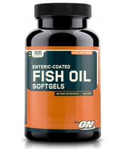 Optimum Nutrition Fish Oil (100 капсул, 100 порций)