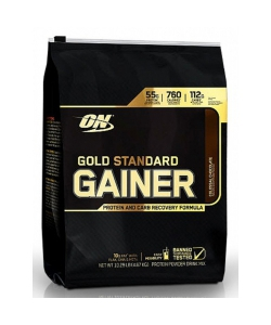 Optimum Nutrition GAINER GOLD STANDARD (4670 грамм, 23 порции)