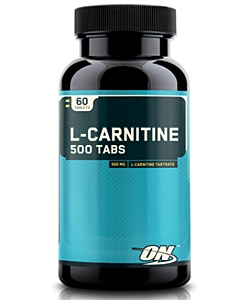 Optimum Nutrition L-Carnitine 500 Tabs (60 таблеток)