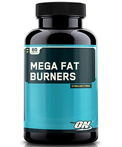 Optimum Nutrition Mega Fat Burners (60 таблеток)