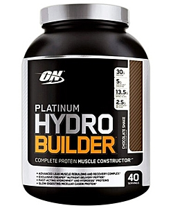 Optimum Nutrition Platinum Hydrobuilder (2080 грамм, 40 порций)