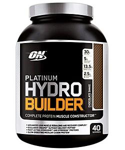 Optimum Nutrition Platinum Hydrobuilder (2080 грамм, 40 порций)